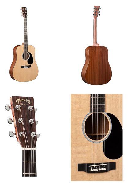 Martin吉他►Martin DRS2 全單板可插電民謠吉他【附原廠硬盒】【墨西哥製】 【電木吉他】