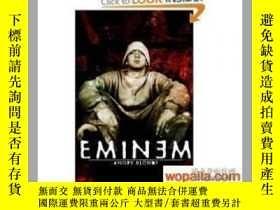 二手書博民逛書店阿姆罕見Eminem Shady Angry BlondeY24
