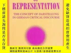 二手書博民逛書店The罕見Retreat Of RepresentationY256260 Martha B. Helfer