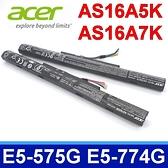 ACER AS16A5K . 電池 E5-575G-55NS E5-774G-546G E5-774G-37ZB E5-774G-518Y E5-774G-51F1 E5-774G-78JN