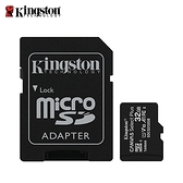 【Kingston 金士頓】Canvas Select Plus microSD 32GB 記憶卡(SDCS2/32GB)
