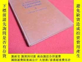 二手書博民逛書店A罕見Manual of Experimental Embryo