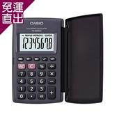 CASIO卡西歐 8位數(國家考試)硬殼商務計算機 HL-820LV-BK【免運直出】