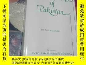 二手書博民逛書店FUNDATIONS罕見OF PAKISTAN(巴基斯坦的基金會
