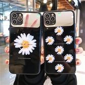 DZ蘋果11手機殼iphone11pro個性創意11promaxxmax網紅xs玻璃8plus鏡面xr補妝鏡子7p可愛7簡約