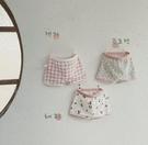 兒童內褲 平角兒童三角短褲女寶寶2不夾pp小女孩3歲女童四角褲【快速出貨八折搶購】