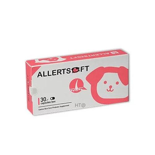 ☆寵愛家☆三盒特價賣場☆EBS-犬敏舒二代AllertSoft II-紅色加強型,寵物專用益生菌(2019新包裝)