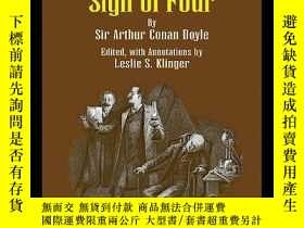 二手書博民逛書店The罕見Sign Of FourY256260 Arthur Conan Doyle Gasogene Bo