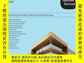 二手書博民逛書店The罕見Architecture Reference & Sp