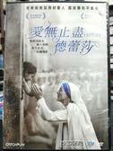 挖寶二手片-P02-310-正版DVD-電影【愛無止盡德蕾莎】-茱麗葉史蒂芬森 麥斯馮西度 魯格豪爾