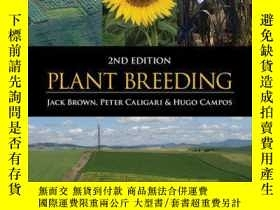 二手書博民逛書店Plant罕見Breeding, 2nd EditionY410016 Jack Brown, Peter..