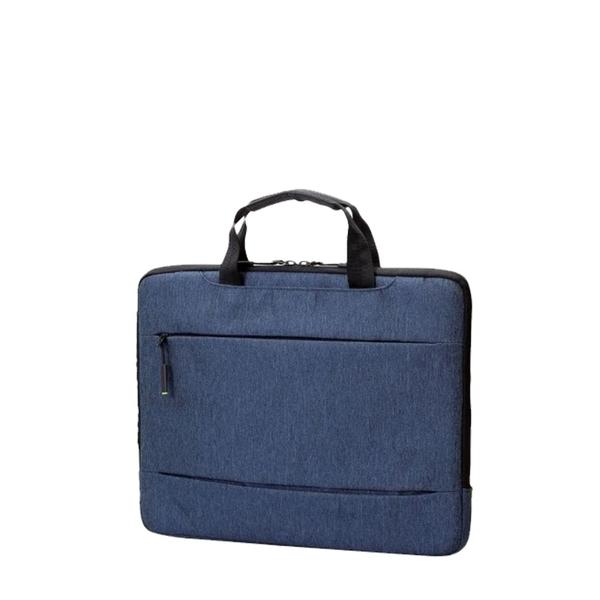 ELECOM 輕便型休閒收納包13.3吋-藍