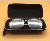 太陽鏡墨鏡盒便攜抗壓眼睛盒女式高檔眼鏡盒  YI222 【123休閒館】