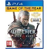 PS4 巫師3 狂獵 年度版 -中文版- 含心之石 血與酒 The Witcher 3