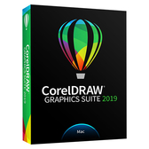 CorelDRAW Graphics Suite 2019 For Mac 圖形設計軟體