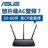 ASUS 華碩 RT-AC53 雙頻AC750分享器