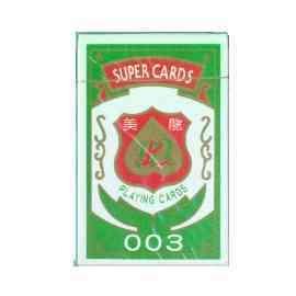 【龍美牌】NO.003撲克牌〈24打入 /箱〉