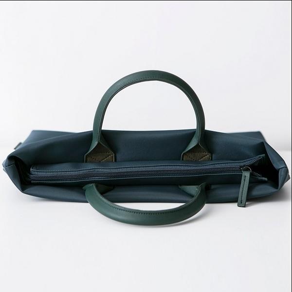 手提文件袋A4拉鍊袋防水公文包會議袋資料袋