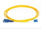 SC-LC SC對LC插頭 單模光纖跳線 尾纖 1M 雙芯光纖