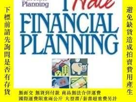 二手書博民逛書店I罕見Hate Financial PlanningY25556