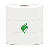 【百花 環保捲筒衛生紙】 百花 環保1kg  220x100mm 大捲筒衛生紙 (12卷/箱)