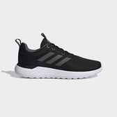 Adidas Lite Racer CLN [EE8215] 女鞋 運動 休閒 慢跑 輕量 舒適 緩震 襪套 愛迪達 黑