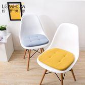 北歐坐墊餐桌餐椅墊家用凳子椅子海綿小墊子辦公室透氣·樂享生活館