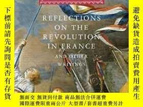 二手書博民逛書店Reflections罕見On The Revolution In France And Other Writin