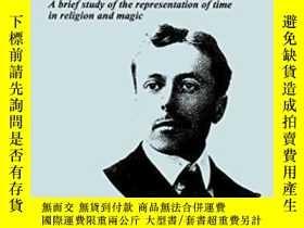 二手書博民逛書店Essay罕見On Time-論時間Y436638 Henri Hubert Berghahn Books,