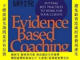 二手書博民逛書店【罕見】2006年 Evidence Based Coachin