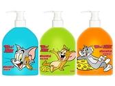 TOM&JERRY 湯姆貓與傑利鼠 溫和潔淨洗手乳(300ml) 款式可選【小三美日】