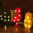 INPHIC精選燈具-LED裝飾夜燈/水果繽紛主題派對泳池派對房間裝飾拍照道具/紅鶴/鳳梨/仙人掌/夜燈