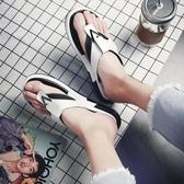 【伊人閣】男士拖鞋人字拖男沙灘鞋男防滑涼鞋
