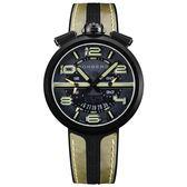 BOMBERG 炸彈錶 FIXED 1968 MEN 計時手錶-45mm RS45CHPBA.41.3