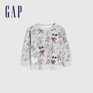 Gap男幼童 Gap x Disney 迪士尼系列聯名印花休閒上衣 787549-米奇圖案