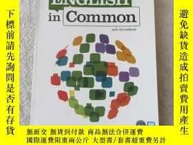 二手書博民逛書店English罕見in Common 5A Split: Stu