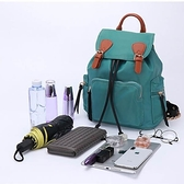 【南紡購物中心】夏日時光--防潑水休閒後背包明星款手提包包背包側背包