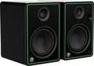 【音響世界】美國Mackie CR5-X 80大瓦輸出錄音室級監聽多媒體喇叭(含避震墊與升級線)公司貨