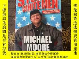 二手書博民逛書店stupid罕見whitemenY177301 Michael Moore penguin