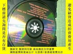 二手書博民逛書店玫瑰三願(西崎崇子-小提琴罕見彼得.不賴內爾-鋼琴 )CD 光盤