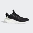 ISNEAKERS ADIDAS ALPHABOOST PARLEY 黑白 慢跑鞋 運動鞋 女鞋 EF1163