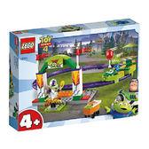 【LEGO 樂高積木】Juniors系列-ToyStory 4 嘉年華雲霄飛車 LT-10771
