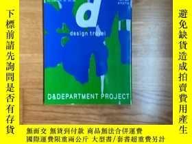 二手書博民逛書店d罕見design travel KYOTO 京都Y339850 D&Department D&amp