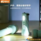 LED家用充電式手電筒便攜袖珍迷你手電筒