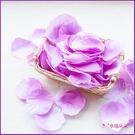 婚禮 求婚佈置 淺紫色假花瓣(每包200片-厚版) 二次進場 小花童進場 灑花瓣 婚禮會場佈置