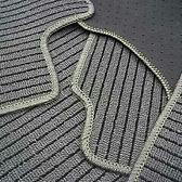 汽車腳墊 汽車腳墊亞麻料0.5cm厚通用車毯地墊汽車通用腳墊亞麻車毯墊mini