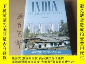 二手書博民逛書店INDIA:THE罕見EMERGING GIANT(英文原版 印度:新興巨人 )保 Y168482 ARVIN