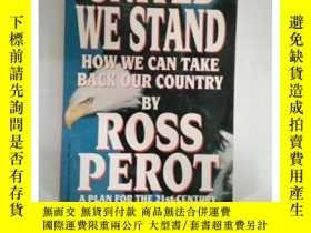 二手書博民逛書店罕見~ 外文書 United We Stand: How We Can Take Back OurY20521