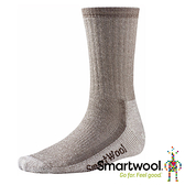 Smartwool Hike 男 健行中級避震墊型中長襪 排汗快乾『灰褐』SW130 美麗諾羊毛|登山|健行