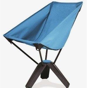 巨安網購?【GT107041815】戶外折疊椅野餐燒烤釣魚椅沙灘月亮椅